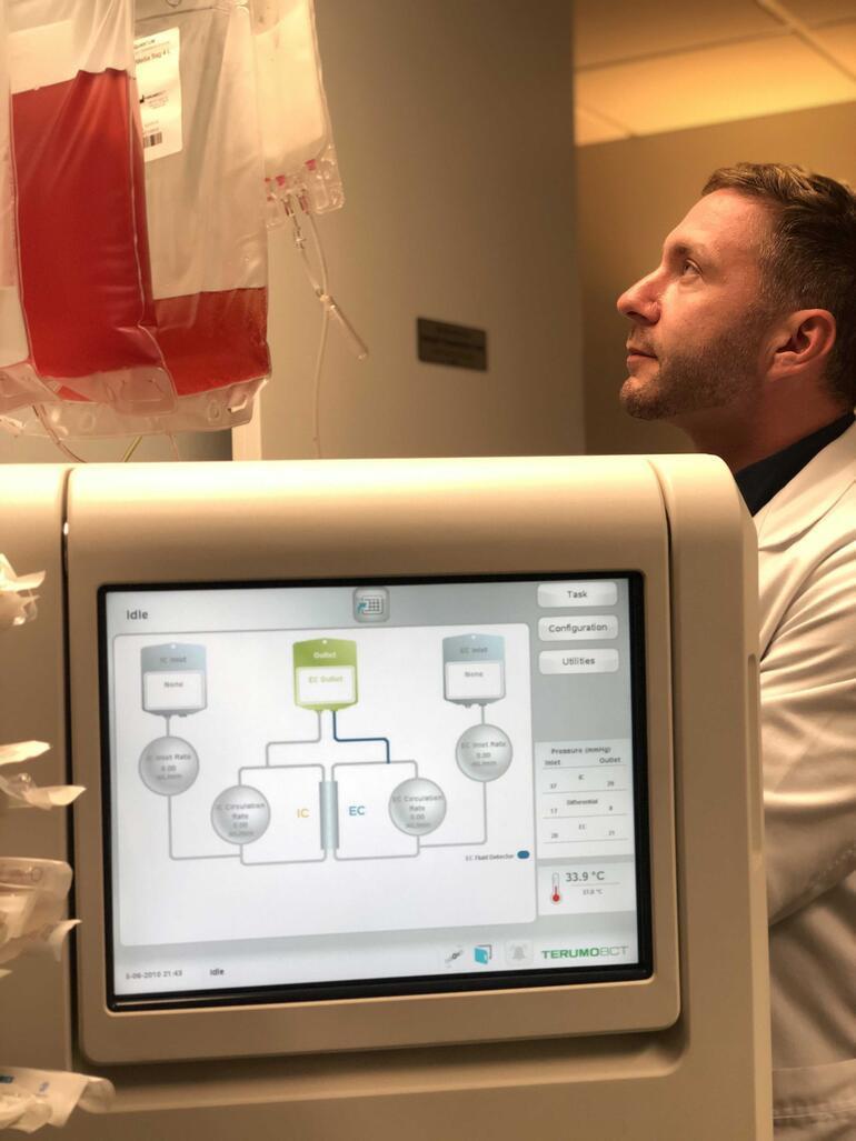 Türk bilim insanı Dr. Serhat Gümrükçüden dünyayı umutlandıran koronavirüs ilacı çalışması