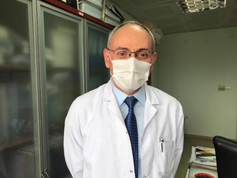 Trabzonda vatandaşlar kömür tozundan dertli Ciğerlerimize işledi