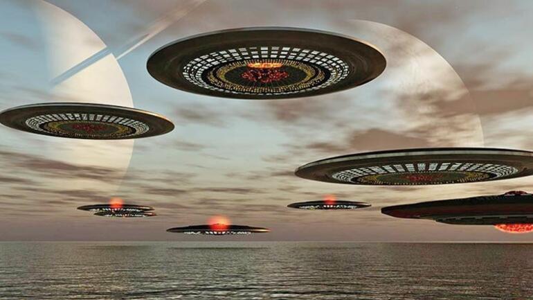 ABD'de gündem UFO'lar