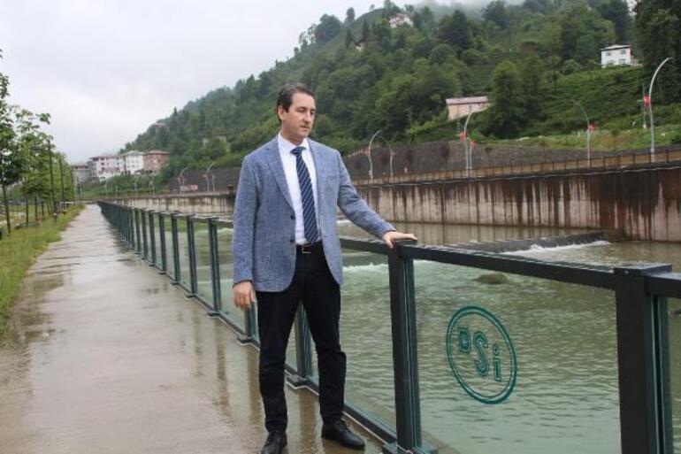 Karadenizde sel ve heyelanlara karşı yeni önlem İlk kez Rizede uygulandı